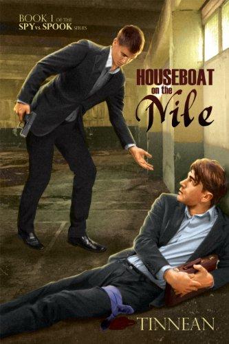 Houseboat on the Nile (Spy vs. Spook Book 1)