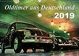 Oldtimer aus Deutschland (Wandkalender 2019 DIN A3 quer): Alte Karossen in faszinierenden Detailaufnahmen (Monatskalender, 14 Seiten ) (CALVENDO Mobilitaet)