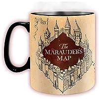 Tazza magica Harry Potter Mappa del Malandrino (per il calore) 460 ml