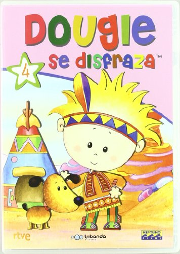 Preisvergleich Produktbild Dougie Se Disfraza 4 (Ep.25-32) (Import) (Dvd) (2010)