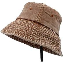 Fashion Cappello da Marinaio Largo da Uomo in Cotone bb262bf26d0a