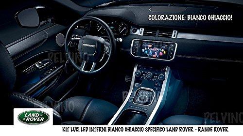 KIT LUCI LED COMPLETO X INTERNI FULL PACK - LAND ROVER