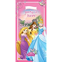Disney Princess 2m Cinderella Happy Birthday Banner
