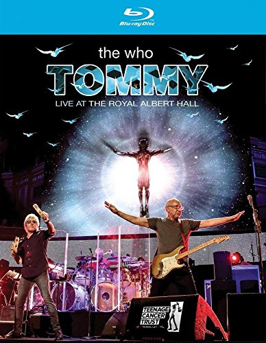 The Who - Tommy - Live at The Royal Albert Hall [Blu-ray]