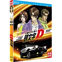 Initial D : First Stage + Second Stage - Edition 3 Br