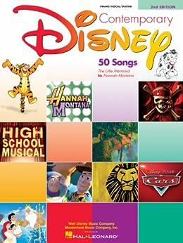 Contemporary Disney  Songbook von [Hal Leonard Corporation]