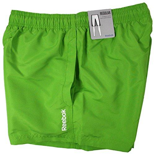 Reebok - Bañador - para Hombre Verde S
