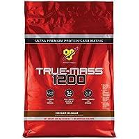 BSN True Mass 1200 Gainer Powder, Chocolate, 4.8 kg