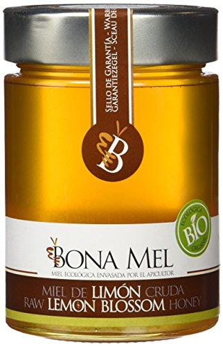Bona Mel Miel de Limón - Paquete de 10 x 450 gr - Total: 4500 gr