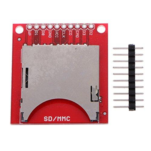 MMC Karte Breakout-Board