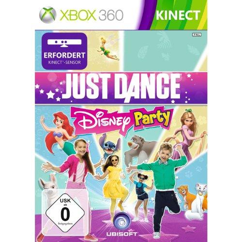 Just Dance Disney Party Xbox 360 Spiele Für Kinder