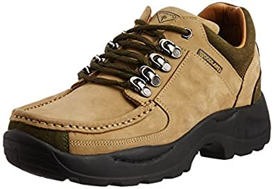 Woodland Men's Leather Sneakers: Buy Online at Low Prices ...