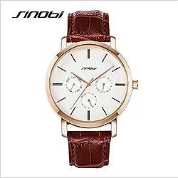 OGYA SINOBI Luxury Brand Fashion Quartz Watch Mens Sports Watch