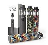 Lynden VOX Starterset inkl.1 VOX Skin/Stylingfolie-auch Extra Lynden VOX Stylingfolie (VOX E-Zigarette Starterset)