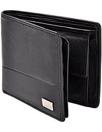 AM LEATHER Black Men's Wallet