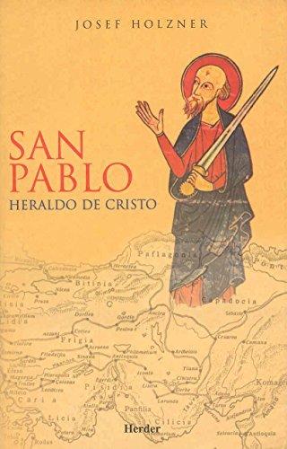 San Pablo (Spanish Edition) by Josef Holzner (2008-01-01)