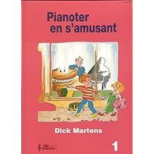 HIT DIFFUSION DICK-MARTENS PIANOTER EN se divierten VOL.1-Piano método y