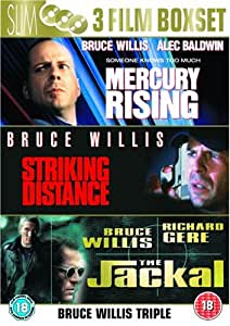 Bruce Willis Triple [DVD]