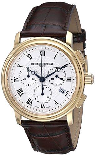 frederique-constant-fc-292mc4p5-gents-brown-calfskin-40mm-chronograph-date-watch