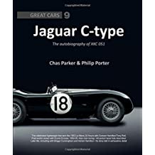 Jaguar C-Type: The Autobiography of XKC 051 (Great Cars)