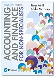 Accounting and Finance for Non-Specialists 11th edition