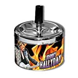 Cendrier toupie Johnny Hallyday - Fire