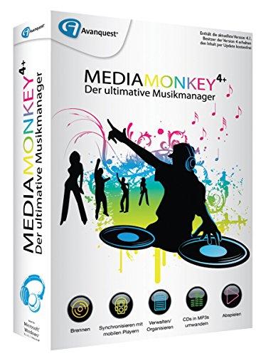 MediaMonkey 4+ (Auto-schlüssel-programm)