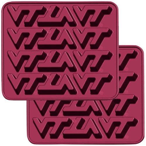 Fanpans NCAA Ice Tabletts & Candy Form, unisex, kastanienbraun