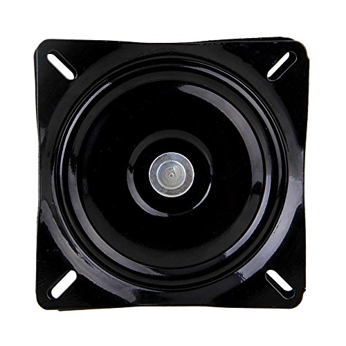 dometool UK FULL Kugellager 360 Grad Heavy Duty Bar Hocker Drehstuhl Ersatz Bar Boot Hocker Drehplatte Sitz Swivel Base Mount Plate