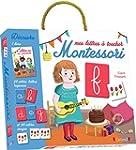 Mes lettres � toucher Montessori