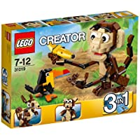 LEGO Creator - Les animaux de la forêt 3 en 1 - 31019
