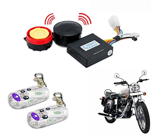 Antitheft Locking Devices bike voice assist central locking alarm system transparent remote-royal enfield electra twin spark Bike Voice Assist Central Locking Alarm System Transparent Remote-Royal Enfield Electra Twin Spark 51XGtLoSkML