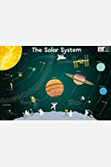 Solar System (Collins Children's Poster) Loose Leaf