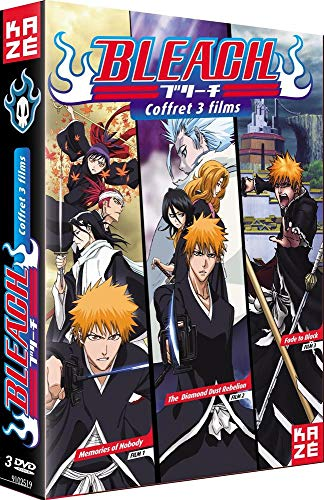 Bleach - Coffret 3 Films