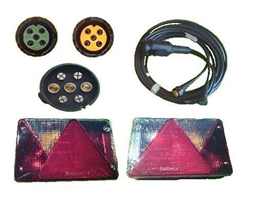 Aspöck Multipoint 4–Cable Principal De 3