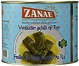 Zanae Weinblätter mit Reis, in Öl, 1er Pack (1 x 2 kg Packung)