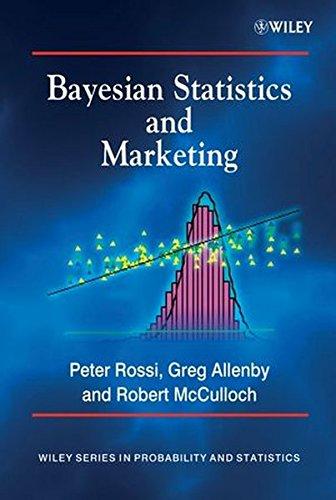 PDF-EPUB Bayesian Statistics and Marketing (Wiley Series in