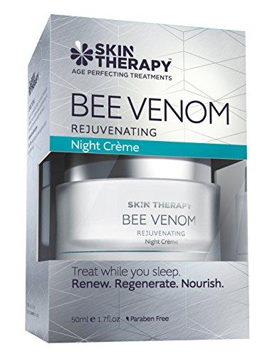 Skin Therapy Bee Venom Crema Notte Anti-età con Veleno d'Api - 50ml