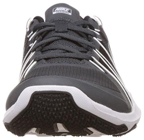 Nike - Flex Train Aver, Scarpe da ginnastica Uomo Grigio (Anthracite/White/Black)