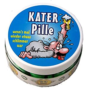 Kater-Pille (Traubenzucker)