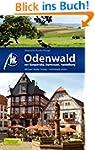 Odenwald mit Bergstraße, Heidelberg,...