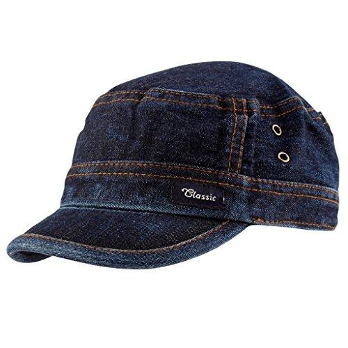 Krystle Trendy Denim cap for men / women