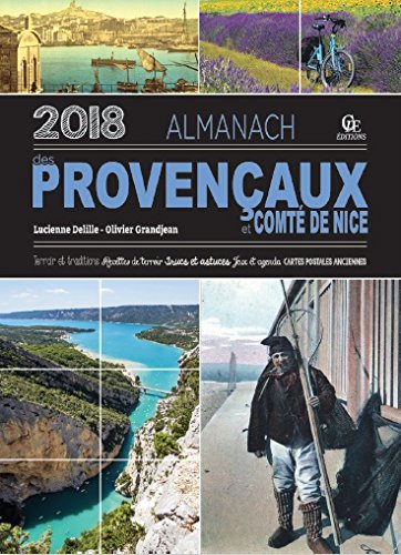 Almanach des Provençaux et du Comté de Nice 2018