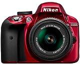 Nikon D3300 SLR-Digitalkamera Kit TFT-LCD-Display
