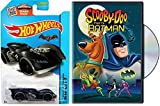 Scooby-Doo Meets Batman DVD car set & Hot Wheels DC car City Pack Batmobile, Die-Cast Cars from Arkham knight, asylum, brave & the bold various version by batman
