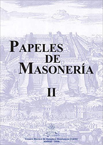 Papeles de Masonería II por Adrian Mac Liman - CIEM