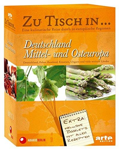 Deutschland, Mittel- und Osteuropa (5 DVDs)