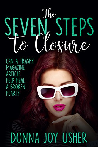 Buchseite und Rezensionen zu 'The Seven Steps to Closure (English Edition)' von Donna Joy Usher