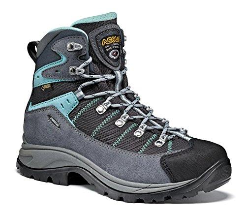 Asolo ,  Scarpe da camminata ed escursionismo donna grey/gun metal/pool side
