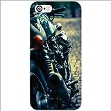 Apple iPhone 5S Back Cover - Soprts Bike Designer Cases